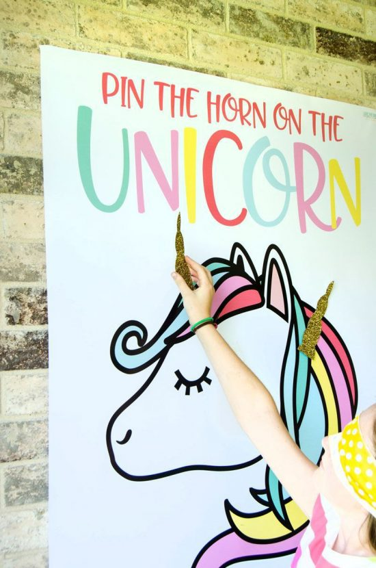 25+ Unicorn Party Ideas | NoBiggie