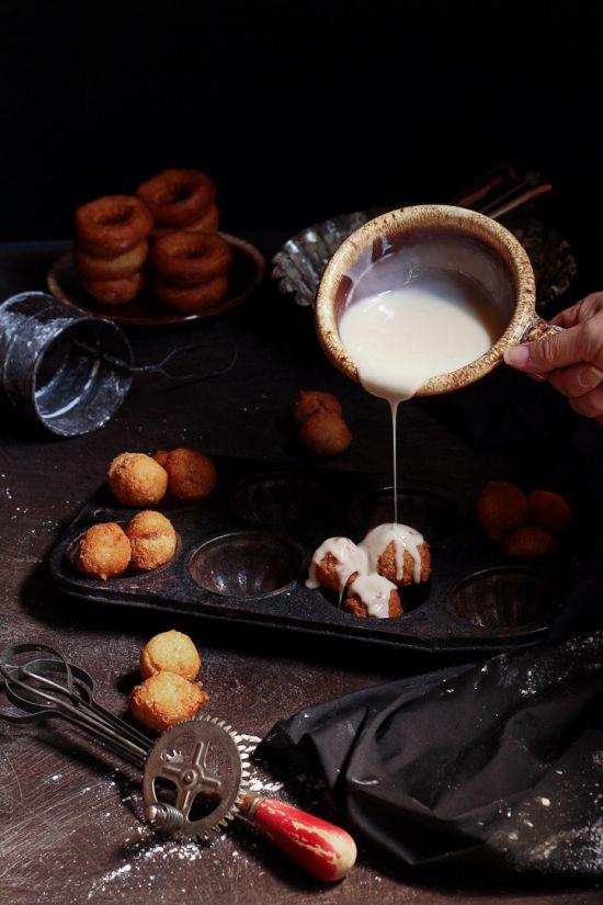 Simple Donut Holes | 25+ Donut Recipes
