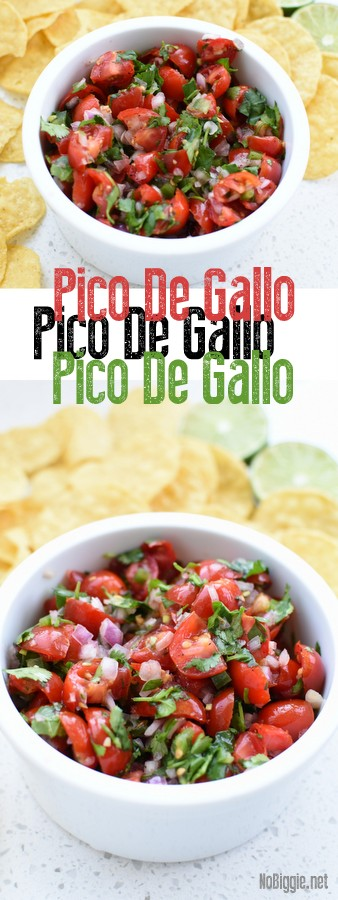 the best pico de gallo