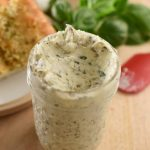 homemade garlic butter spread recipe