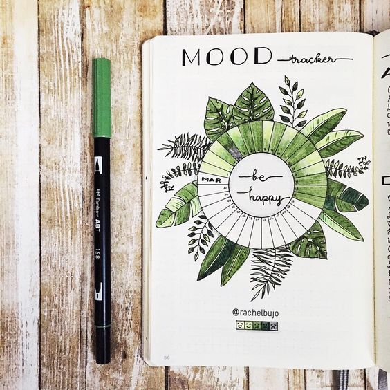 17 Bullet Journal Ideas