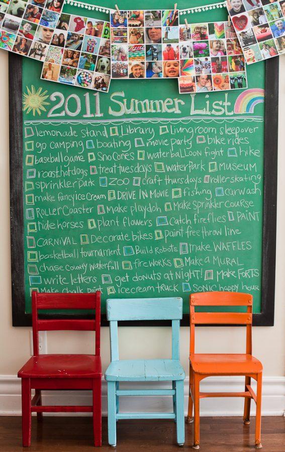 Summer Bucketlist | 25+ Boredom Busters