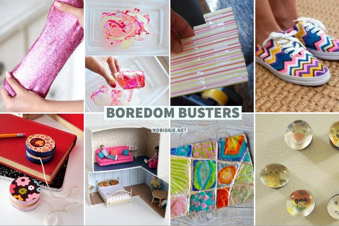 boredom busters | NoBiggie.net