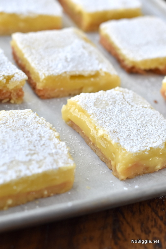 Best Ever Lemon Bars | 25+ Lemonade Stand Ideas