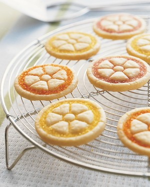 Citrus Cookies | 25+ Lemonade Stand Ideas