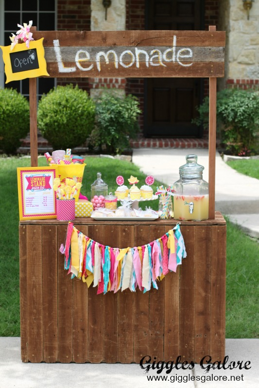 Lemonade Stand Tips | 25+ Lemonade Stand Ideas