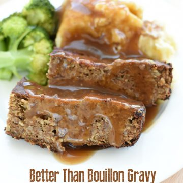 Better Than Bouillon Gravy