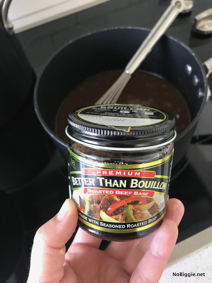 better than bouillon easy gravy