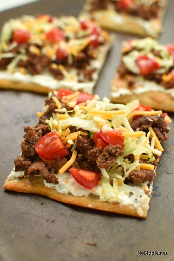 taco pizza easy taco Tuesday dinner