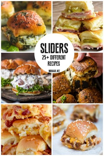 25+ Slider Recipes