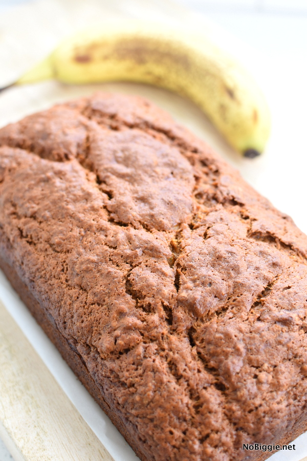 banana bread one bowl