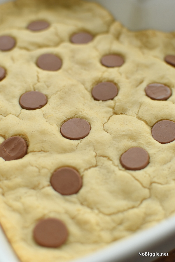 heart shaped chocolate chip cookie with milk chocolate chips