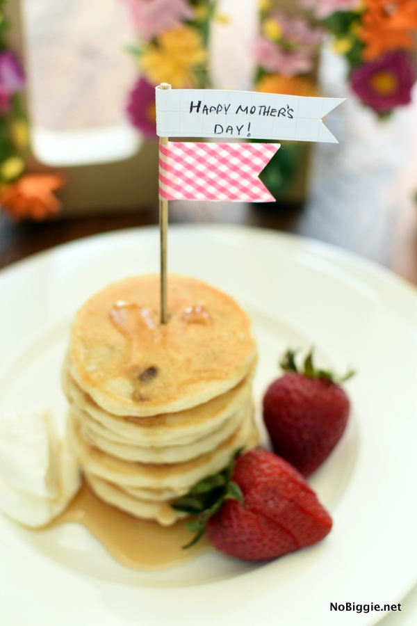 Mother's Day Easy DIY Decor for Brunch