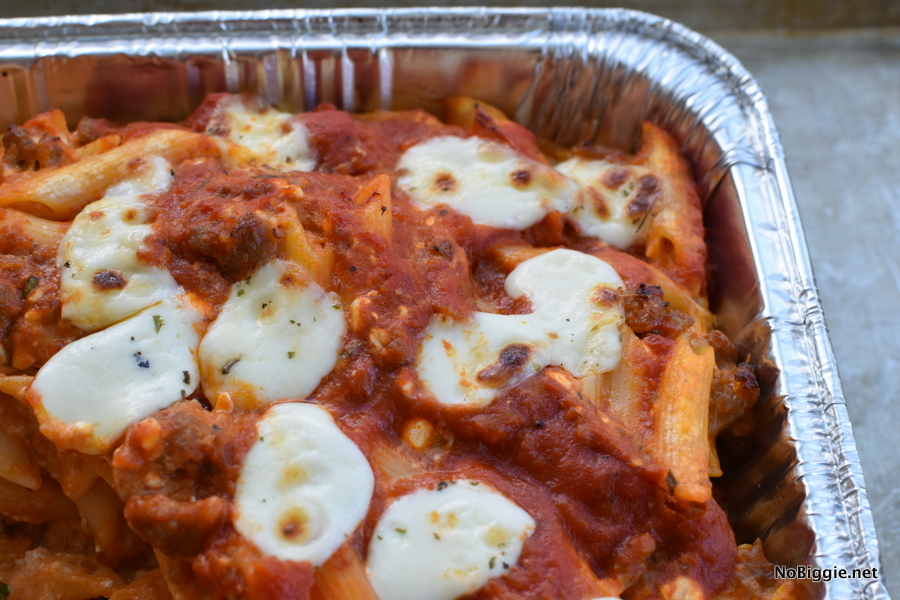 the ultimate baked ziti