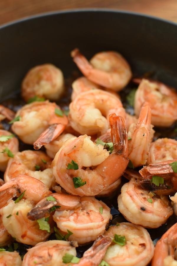 garlic pepper shrimp   NoBiggie.net