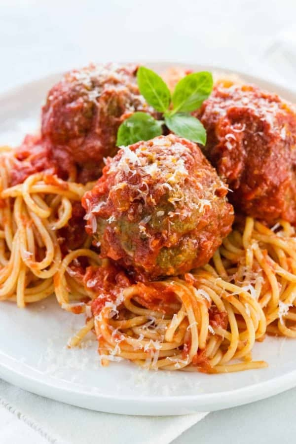 Grandma's Italian Meatballs | 25+ Meatball Recipes