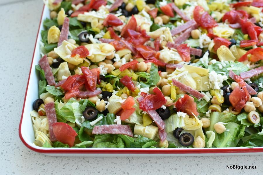 antipasto italian salad