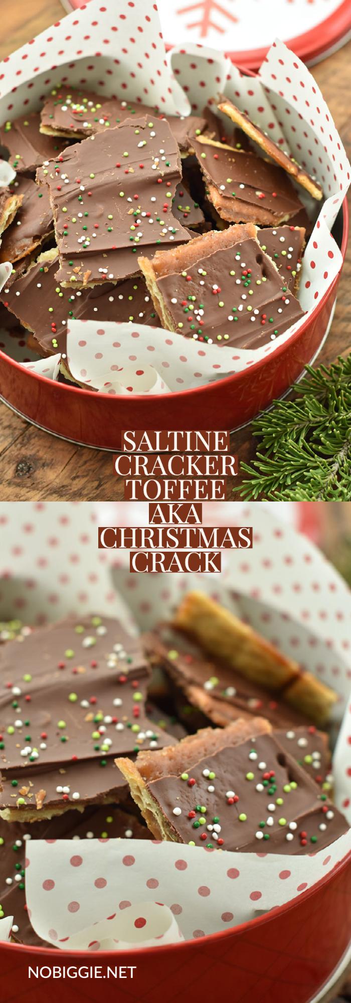 saltine cracker toffee | NoBiggie.net