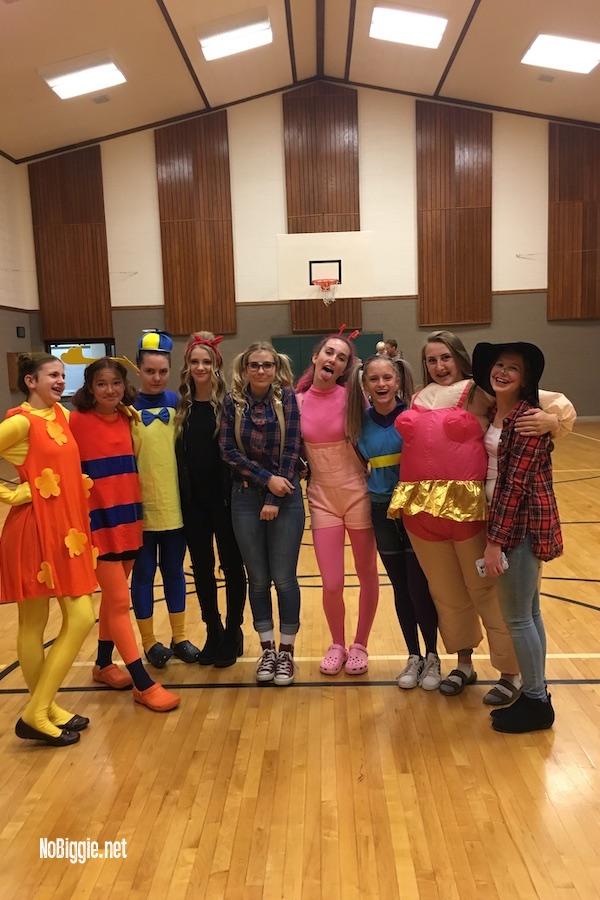 backyardigans costumes