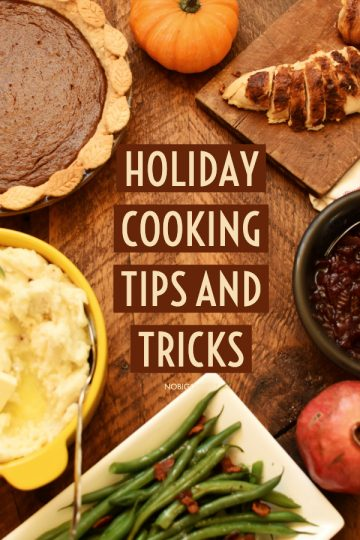 Holiday Cooking Tips and Tricks