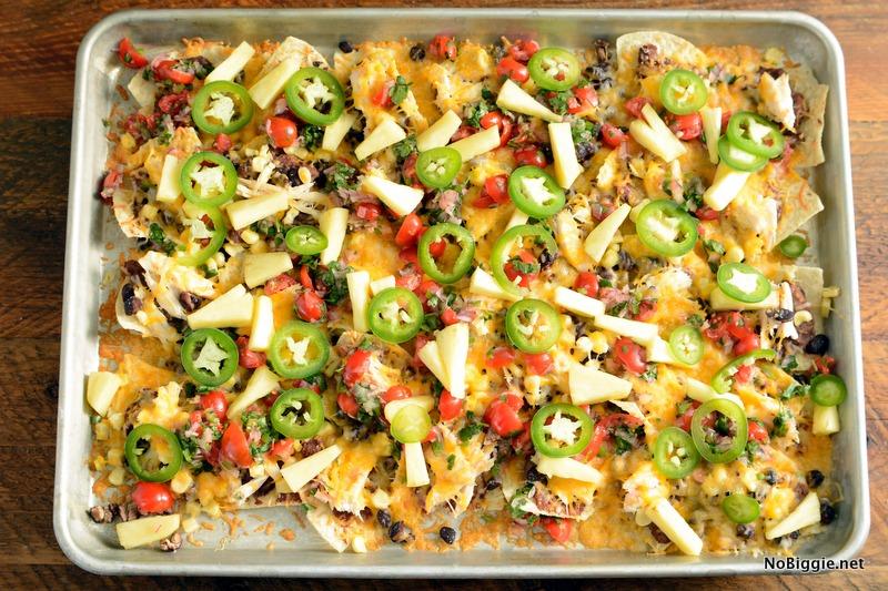 Sheet Pan Nachos | 25+ MORE leftover turkey recipes