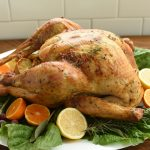 How to roast a juicy turkey with crispy skin