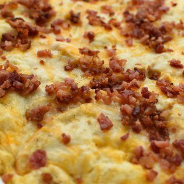 sourdough breakfast casserole
