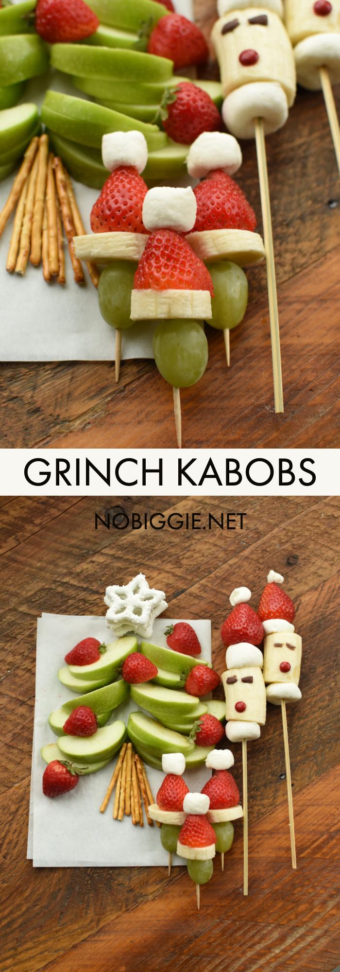 Grinch Kabobs | NoBiggie.net