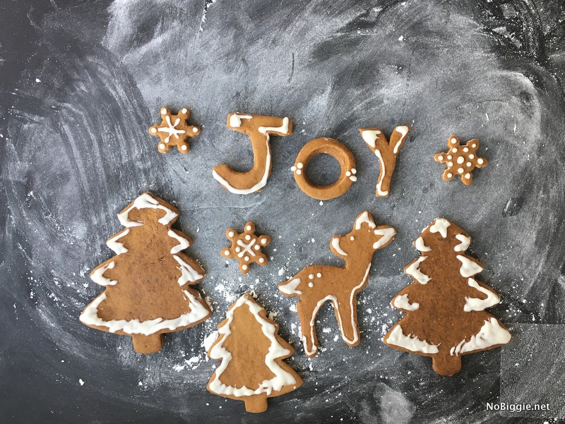 Super Soft Gingerbread Cookies plus frosting