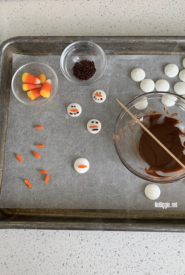 ingredients for milk chocolate bark