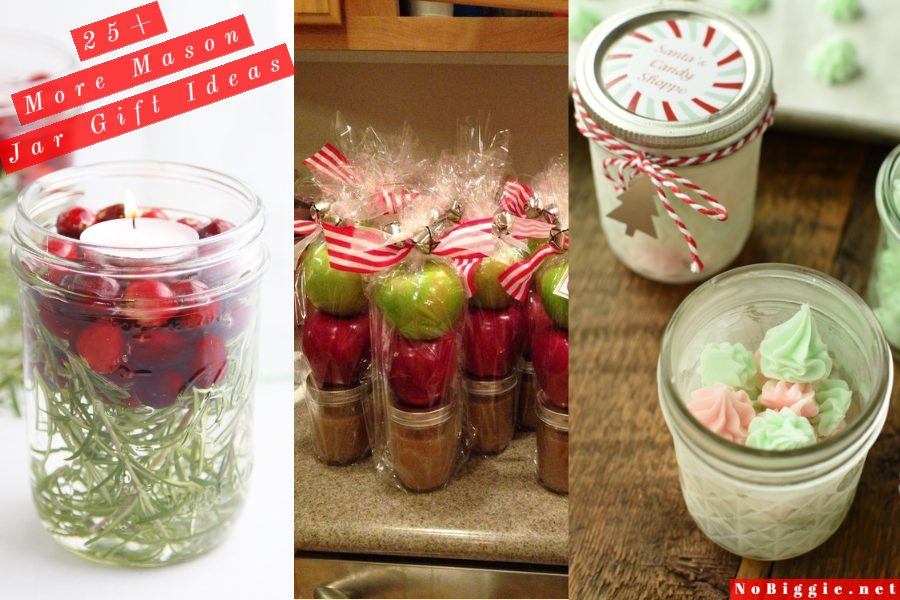 25 More Mason Jar Gift Ideas Nobiggie