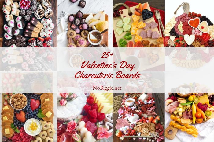25+ Valentine's Day Charcuterie Boards   NoBiggie.net