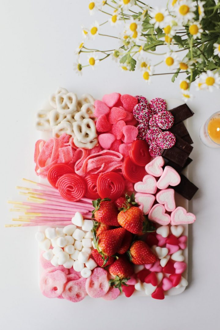 Candy Board | 25+ Valentine's Day Charcuterie Boards