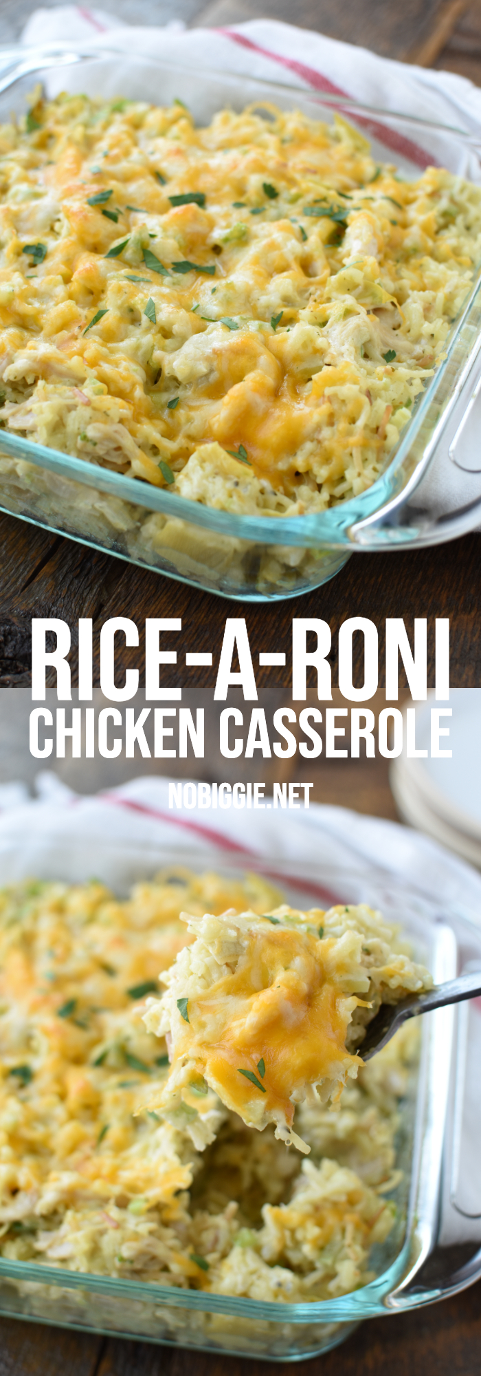 Rice A Roni Chicken Casserole