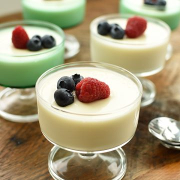Russian Cream Dessert Recipe   NoBiggie.net