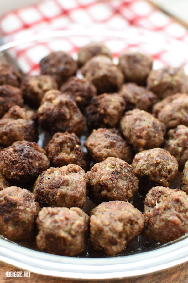 freeze meatballs | NoBiggie.net