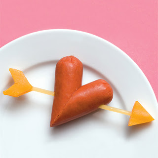 Heart Dogs | 25+ MORE Heart Shaped Food