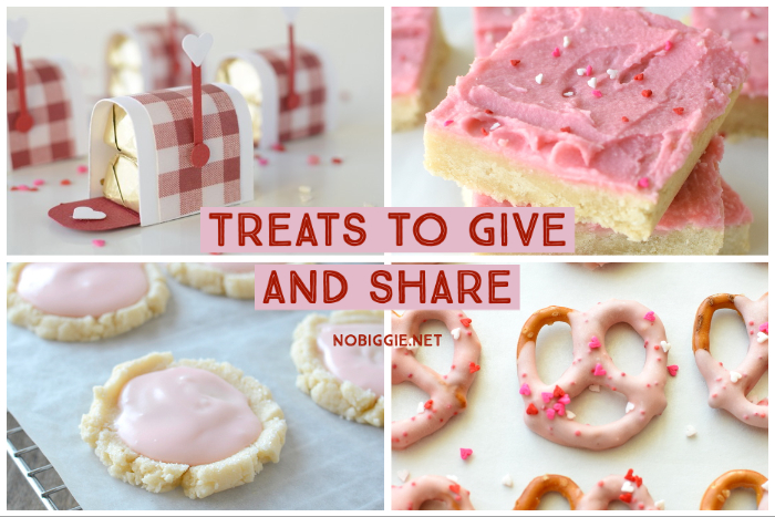 Valentine Treats | NoBiggie.net