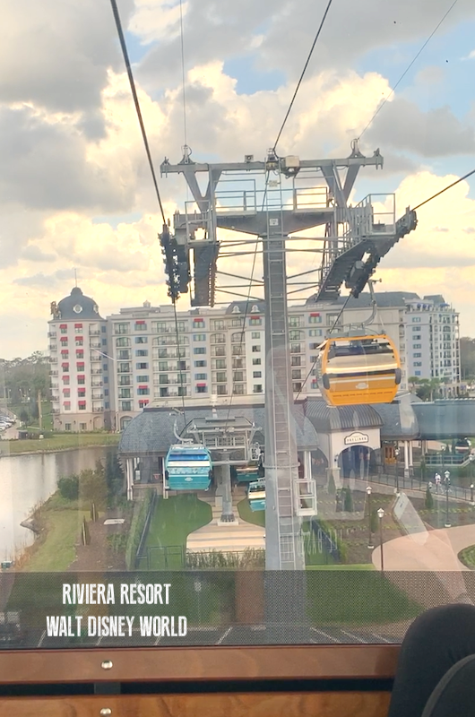 A review of the new Riviera Resort at Walt Disney World. A peek inside the two bedroom villa and the great amenities available with your stay. #disneyworld #disneyworldhotels #WDWhotels #Disneyworldresort #RivieraResort