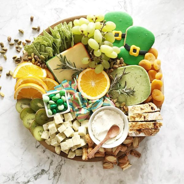 St Paddy's Charcuterie Board   St. Patrick's Day Charcuterie Boards