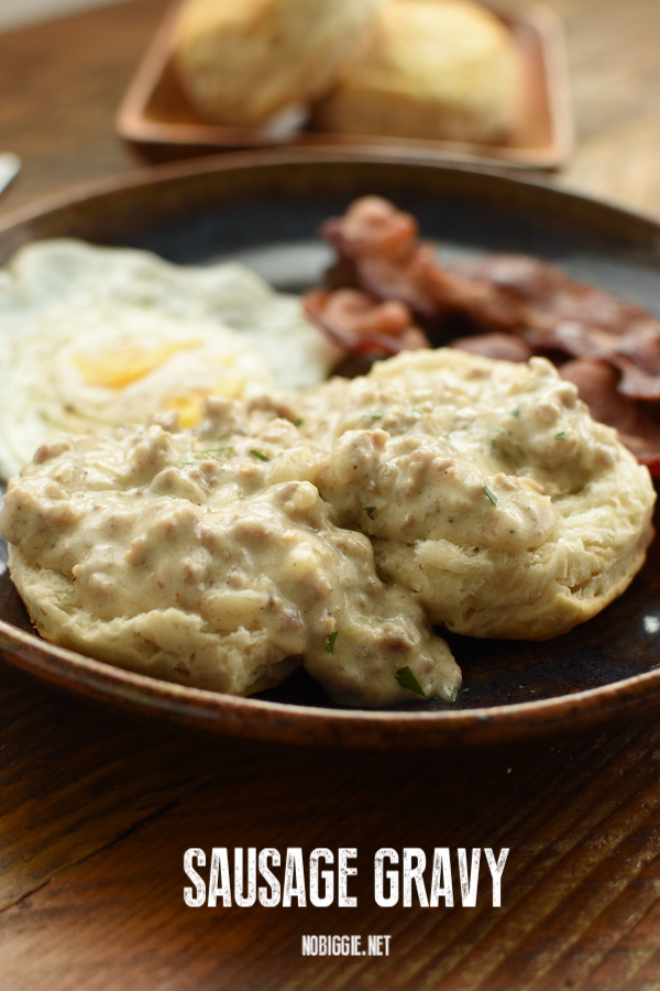 biscuits and gravy | NoBiggie.net