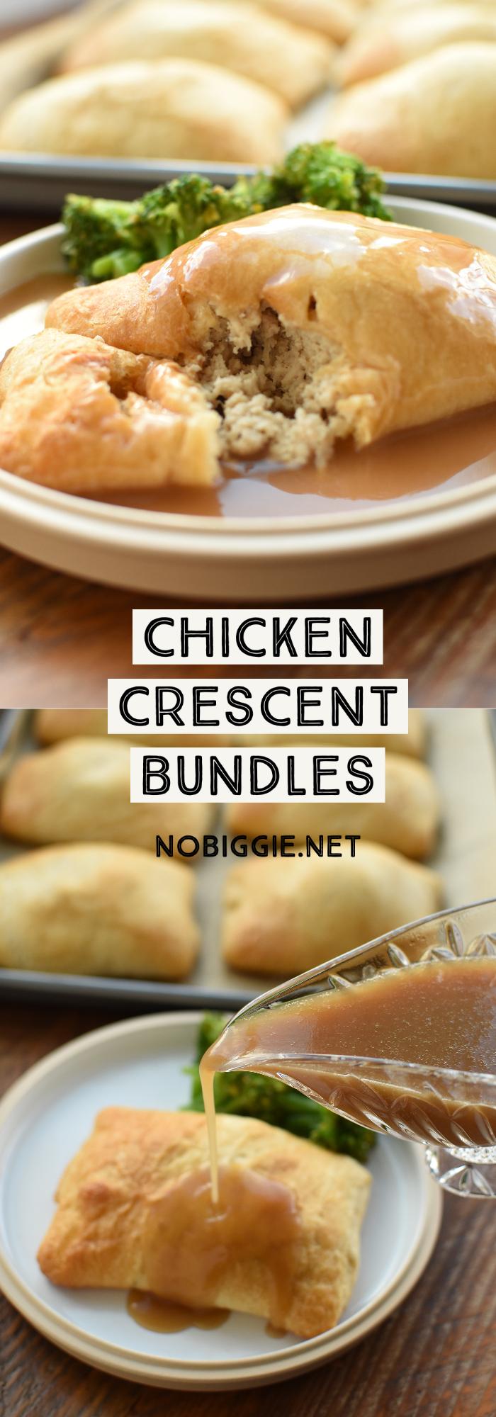 chicken crescent bundles | NoBiggie.net