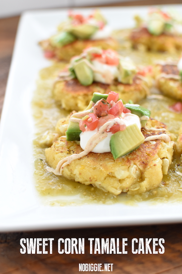 Cheesecake Factory Sweet Corn Tamale Cakes | NoBiggie.net