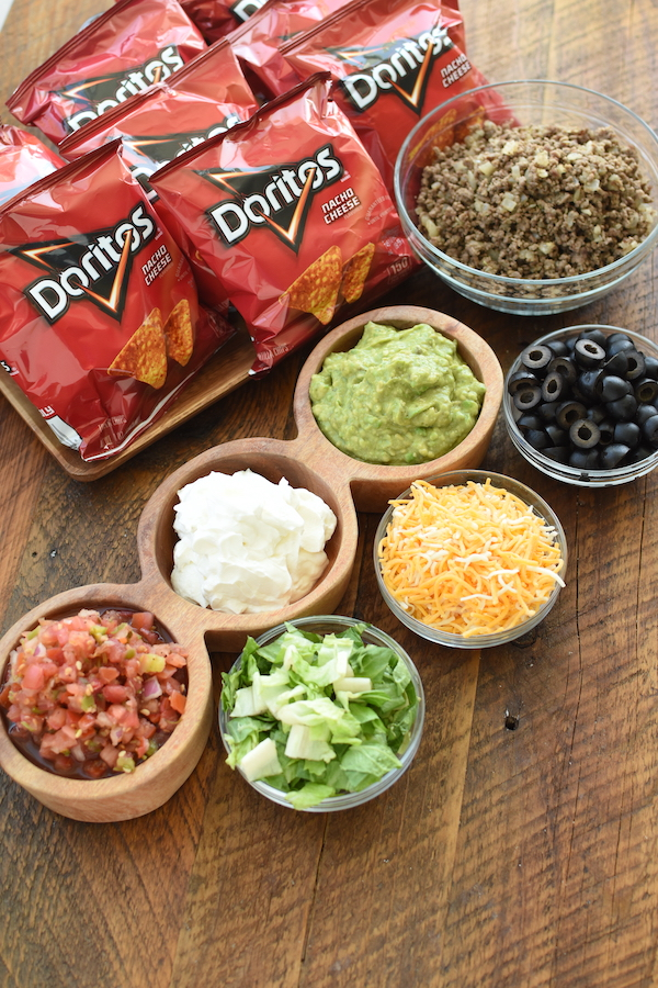 easy taco bar | NoBiggie.net