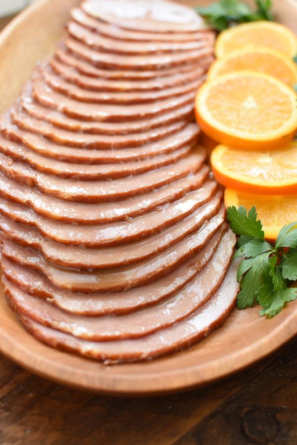 glazed ham | NoBiggie.net