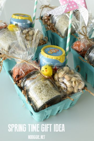 Berry Basket Spring Time Gift