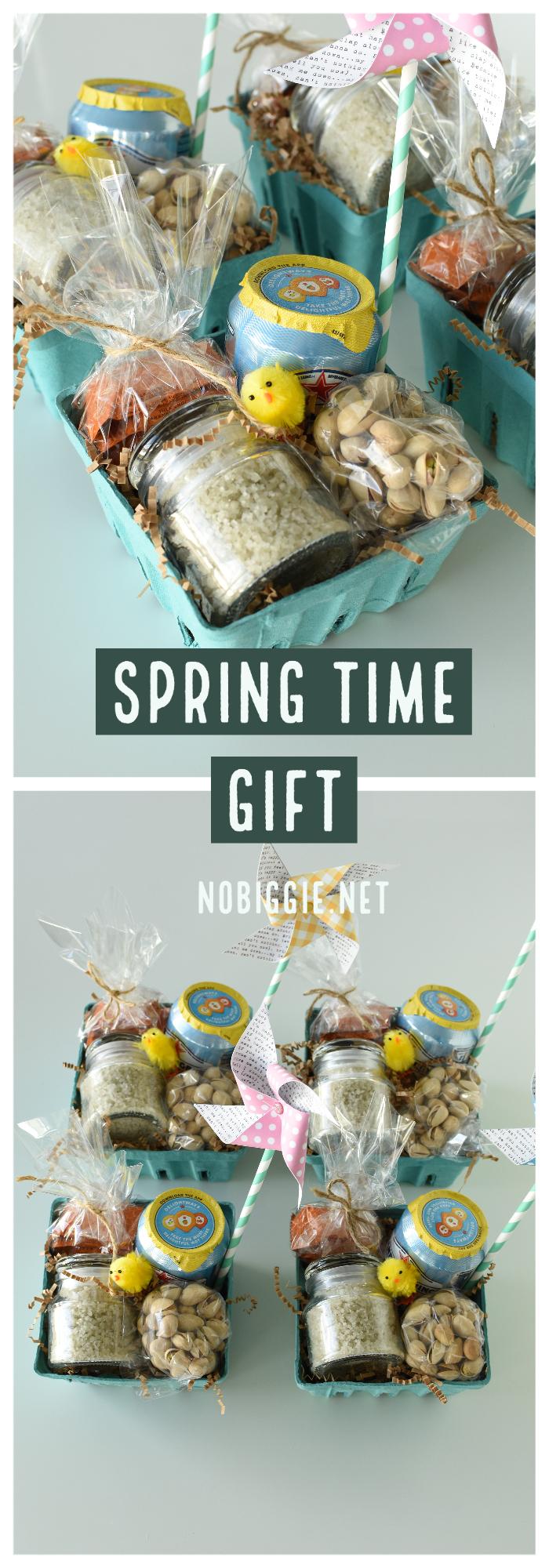 Berry Basket Spring time gift   NoBiggie.net