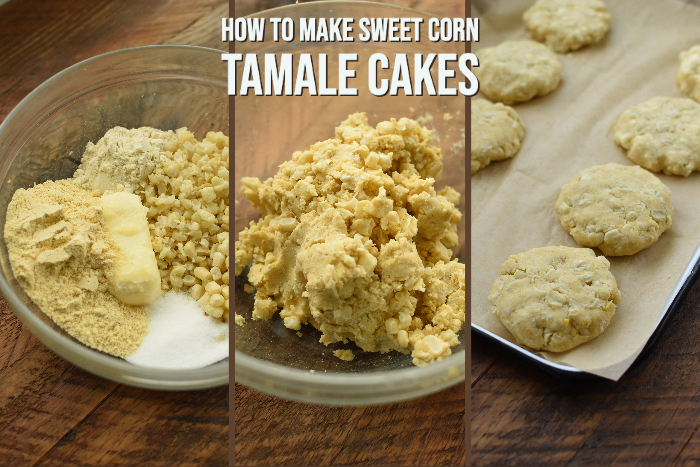 how to make sweet corn tamale cakes | NoBiggie.net