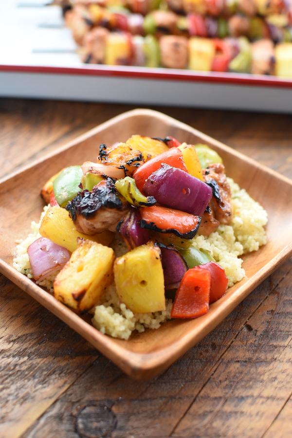 Hawaiian Kebabs | NoBiggie.net