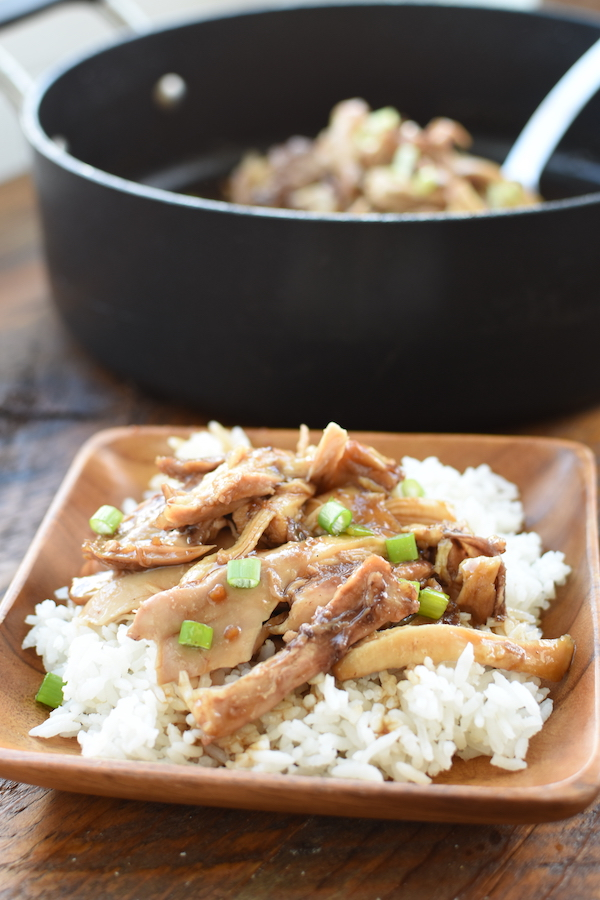 Shoyu Hawaiian Chicken | NoBiggie.net